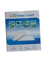 Yopel Lampu LED Panel Bulat Putih 18 Watt