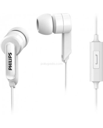 Philips SHE 1405 WT IN EAR PHONE WITH MIC